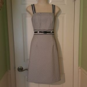 Antonio Melani Polka Dot Dress
